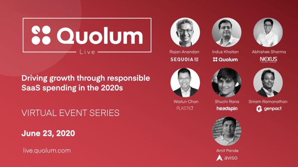 Quolum Live Speakers